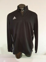 CE9026 Adidas Core 18 Trainingstop Zip Top schwarz Größe XL
