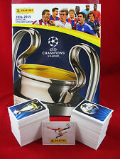 Panini Champions League 2014/2015 Satz komplett + Album = alle Sticker CL 14/15