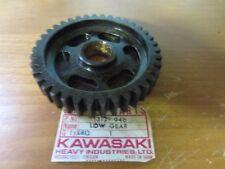Kawasaki Z1, KZ900, KZ1000 transmission low gear, NOS