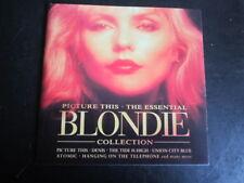Blondie - Picture This, The Essential Blondie Collection: 1998 EMI CD Album Pop