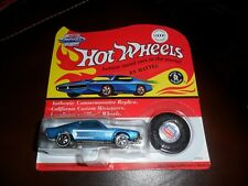 1995 Hot Wheels Vintage BOBS Greater Seattle Toy Show 1968 Ford Mustang 1/10000