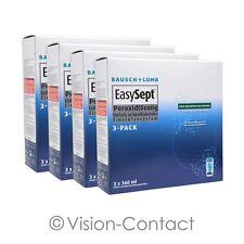 EasySept 3-Pack 12 x 360ml Pflegemittel Peroxidlösung von Bausch + Lomb