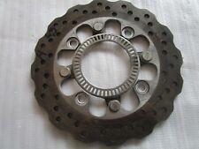 E. KAWASAKI ER 6n Año de fabricación: 2012 Disco freno Trasero ABS 4,9mm 2500km