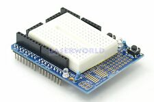 For Arduino Prototype Shield Expansion Board with Mini Bread Board