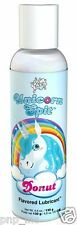 4.6 oz Wet Unicorn Spit Lubricant Donut Flavored Edible Sex Lube Little Pony Gag