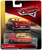 Jet Robinson Doc's Racing Days Disney/Pixar Cars 3 Mattel 1:55