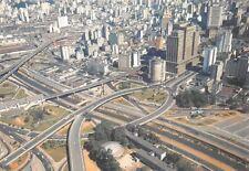 Brazil Sao Paulo Aerial view of the Roads Ring, Vista aerea do Anel Viario