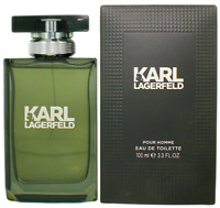 Karl Lagerfeld For Men EDT Cologne Spray 3.3oz Shopworn New
