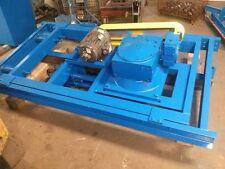"Rapid 4"" X458 Conveyor Drive Overhead I-Beam, Conveyor Chain Drive, 3hp Motor"