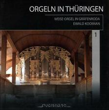 Orgeln in Thüringen, Vol. 1: Weise-Orgel in Gräfenroda, New Music