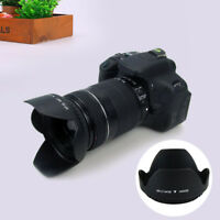58mm Petal Flower Lens Hood Universal For Canon Nikon Sony Olympus Camera
