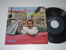 """7""""/GÜNTHER FRANK IM CAFE SACHER/Philips 90008 Club Sonderauflage EP"""