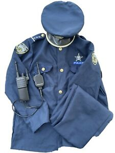 Police Dress Up Outfit (Age 12-14)