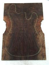 """Walnut Bookmatch Set - Guitar luthier tone wood .33 x 13 - 16 x 22.5"""" - #2306"""