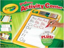Crayola Dry Erase Activity Centre Age 4