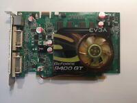 Nvidia Geforce 9400GT 512MB DDR2 Sdram PCI Express x16 Video Karte