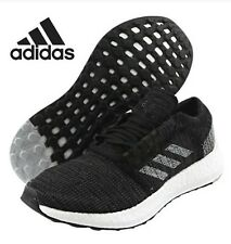 Adidas Women Pure-boost GO Shoes Casual Black Running Sneakers Boot Shoe B75822