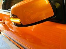 Ford Focus MK2 ST PRE-FACELIFT ONLY 04-08 BLACK GLOSS LED  INDICATOR LIGHTS