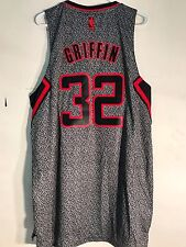 Adidas Swingman NBA Jersey Los Angeles Clippers Blake Griffin Grey sz XL