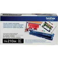 Brother TN210BK Black Toner Cartridge Open Box Genuine