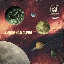 MELBOURNE SKA ORCHESTRA - Sierra Kilo Alpha CD *NEW* 2016 Digipak 3D