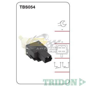 TRIDON STOP LIGHT SWITCH FOR Fiat 500 02/08-09/10 1.2L(169A4) SOHC 8V(Petrol)