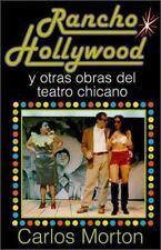 Rancho Hollywood  Y Otras Obras Del Teatro Chicano-ExLibrary