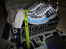 Nikelab X Roundel Zoom Spiridon bleu taille 8.5 (RARE Bundle)!!!
