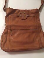 $435 TORY BURCH Amanda cross Body Messenger Bag,Purse,Shoulder,Logo,Clutch