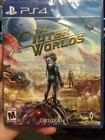 Brand New The Outer Worlds - PS4