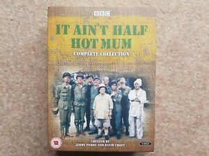 It Ain't Half Hot Mum - Complete Collection [DVD] [1974] Excellent condition