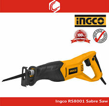 INGCO RS8001 Reciprocating  / Sabre Saw -800W