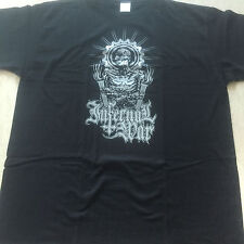 INFERNAL WAR Chronicles Of Genocide T-SHIRT SIZE: LARGE
