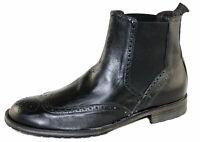 Jackal Milano Herrenschuhe Shoe  Stiefeletten Schuhe Gr.44 JL535/20 schwarz