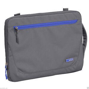 """STM Blazer 11"""" Inch Laptop Bag Netbook Carry Case Tablet MacBook Sleeve Charcoal"""