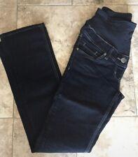 Umstandskleidung Jeans Hose schwarz C&A Gr. 36 Schwangerschaft
