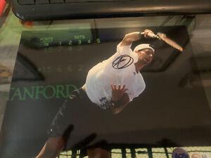 Novak Djokovic Tennis Legend Signed Autographed 8x10 Photo ACE SM COA