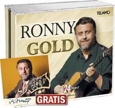 Ronny - Gold EXKLUSIV + Autogrammkarte (5CDs)