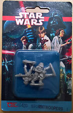 Star Wars West End Games - 40403 StormTroopers 1 (MIB, Sealed)
