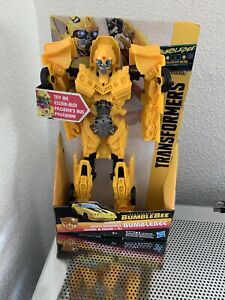 Transformers: Bumblebee Greatest Hits Music FX Bumblebee Toy Collect Film Cartoo