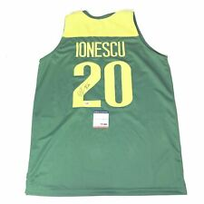 Sabrina Ionescu signed jersey PSA/DNA Oregon Ducks Autographed NCAA