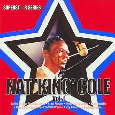Nat King Cole - Superstar Series Vol. 1    *** BRAND NEW CD ***