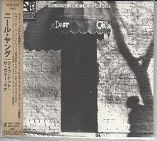 Neil Young - Live At The Cellar Door 1970 Japan CD Neu
