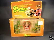 1980 Mattel The Littles Belinda Littles and her chairs