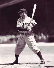 New York Yankees LOU GEHRIG Glossy 8x10 Photo Poster Baseball Print