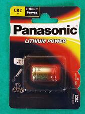 Batería Litio Panasonic Cr 2 2 Baterías