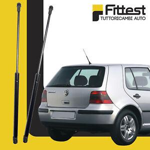 Molle a Gas Portellone Pistoncini Cofano Posteriore VW Volkswagen Golf 4 IV