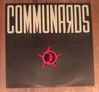 Communards –  Communards S/T Vinyl LP Album 33rpm 1986 London LONLP18