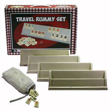 Star Reise Rummy Set Kunststoff leicht Travel Rummy Plastik Okey Takimi Rumi