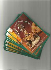 3 cards M. I. Hummel - Pretzel Girl Collector' Set - Postcard Promo post card